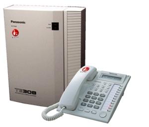 PABX PANASONIC KX-TEB308ND : Advanced Hybrid System PBX