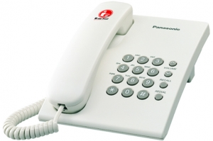 Single Line Telephone KX-TS505MXW