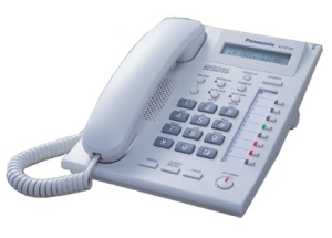 KX-NT265 : 1-Line Display