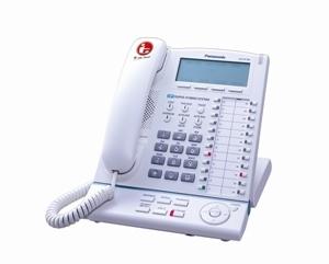SIP TELEPHONE KX-NT136 : 6-Line Back-lit Display