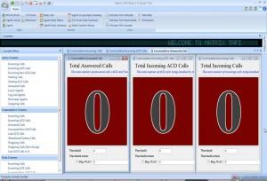 CALL CENTER APPLICATION Matrix TAPI
