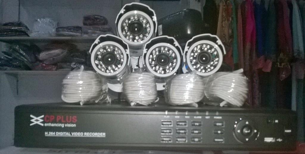 PROMO CCTV Serang Banten DVR Kit CP PLUS