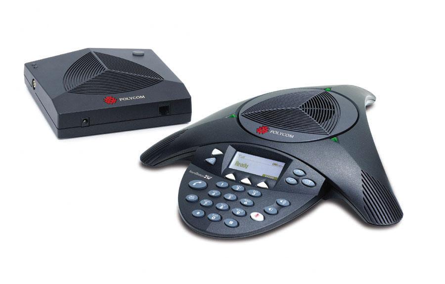 POLYCOM SoundStation 2 Wireless