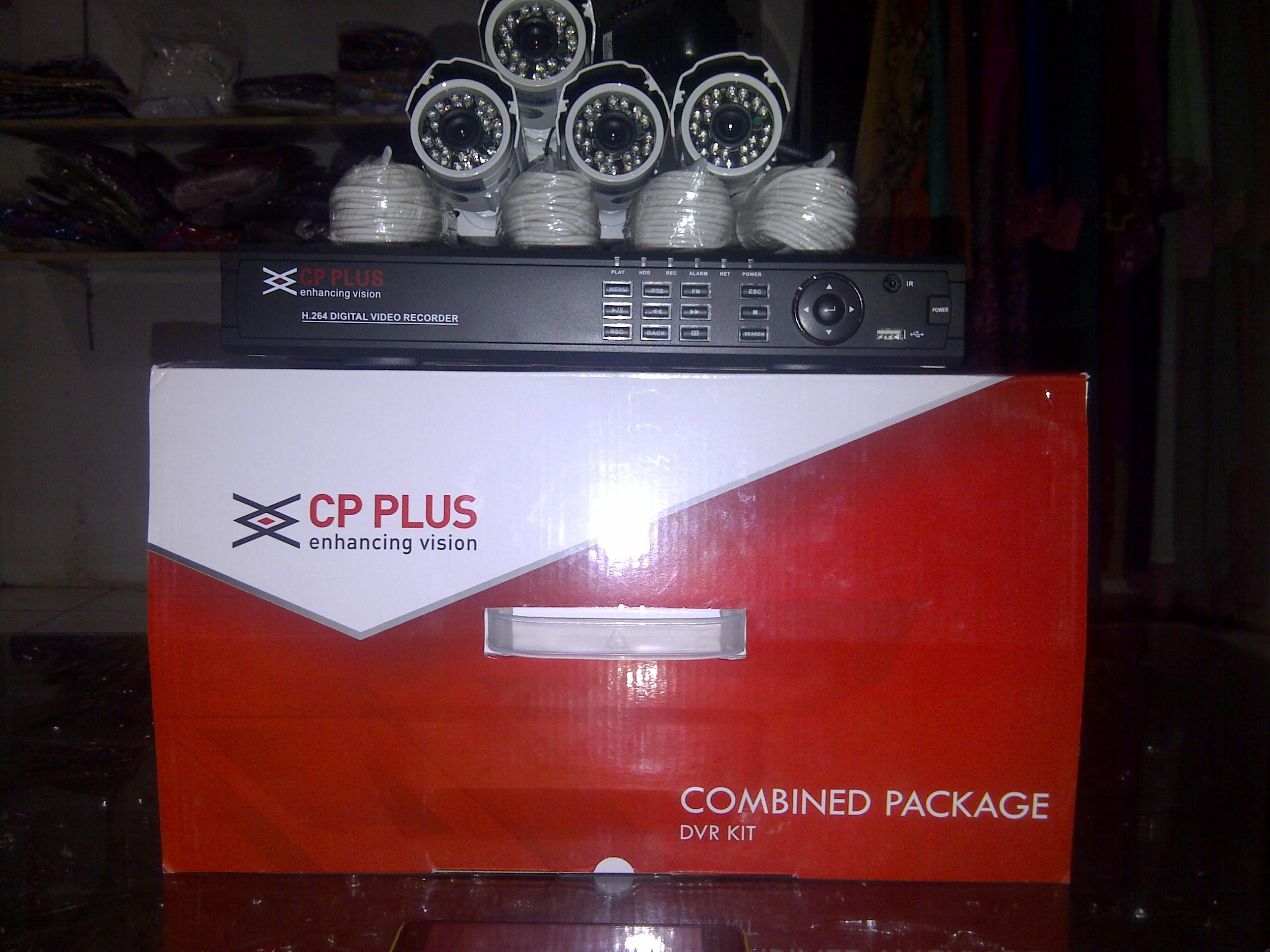 Paket CCTV murah Serang Banten