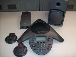 Jual Polycom VTX1000 with Mics