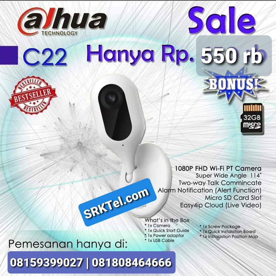 CCTV WIFI Dahua IPC-A22