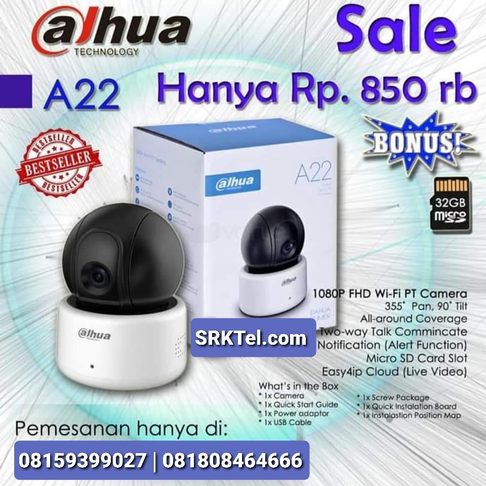 Smart CCTV Dahua di masa COVID-19